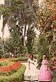Cypress Gardens Florida southern belles.jpg