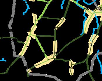balkány térkép Balkány városrészei – Wikipédia balkány térkép