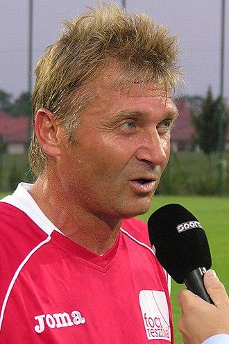 Budapest Honvéd FC - Lajos Détári became top-scorer three times