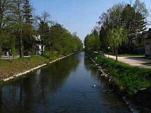 Glatt (Rhine) - At Dübendorf