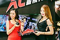 D-Link promotional models, Taipei IT Month 20151128b.jpg