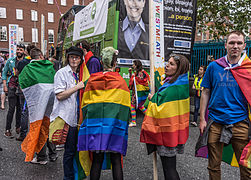 DUBLIN 2015 LGBTQ PRIDE FESTIVAL (PREPARING FOR THE PARADE) REF-106224 (18594559144).jpg