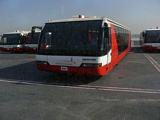 Neoplan - Neoplan Airliner at Dubai Airport