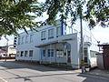 Daisen Education Center with Tohoku Rokin Bank Omagari branch.jpg
