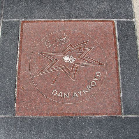 Dan Aykroyd Star on Canada's Walk of Fame.jpg