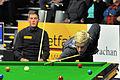 Daniel Wells and Neil Robertson at Snooker German Masters (DerHexer) 2013-01-30 02.jpg