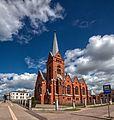 Daugavpils Mārtiņa Lutera evaņģēliski luteriskā baznīca 3.jpg