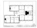 David Lambert House, Danbury Post Road, Wilton, Fairfield County, CT HABS CONN,1-WILT,1- (sheet 2 of 8).png