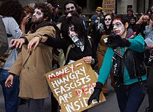 Timeline of Occupy Wall Street Wikipedia