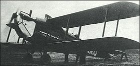 de Havilland DH-18A