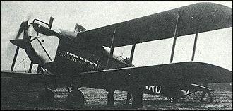 Daimler Airway - Instone de Havilland DH.18