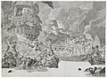 De slag bij Chatham en de verovering van de Royal Charles, 1667, RP-P-1918-1402.jpg