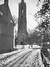de toren vanuit het westen - amerongen - 20008408 - rce