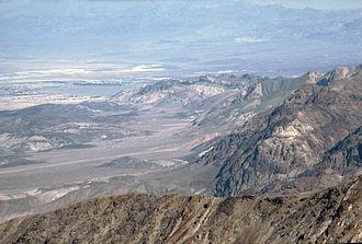Tatooine - Dante's View, Death Valley, California