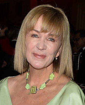 Debra McGrath - Image: Debra Mc Grath at Music & Movies CFC Gala & Auction Fundraiser 2014 (cropped)