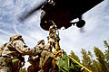 Defense.gov News Photo 110202-A-3108M-003 - U.S. Army paratroopers sling load an M119A2 105 mm howitzer to a UH-60M Black Hawk helicopter during air assault training at Fort Bragg N.C. on.jpg