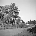Defilé bij kamp Morib Beach op Malakka, Bestanddeelnr 255-8292.jpg