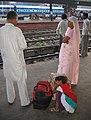 Dehli - views from train towards south 02.JPG