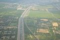 Delhi-Gurgaon Expressway - Aerial View - New Delhi 2016-08-04 5808.JPG