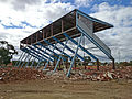 Demolition of the Schnelle Harmon Stand at former Eric Weissel Oval.jpg
