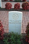 Deniliquin War Cemetery Headstone - Slaweski.JPG