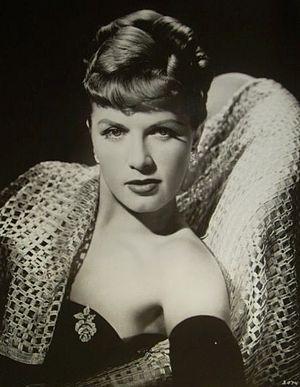 Denise Darcel - Darcel in 1949