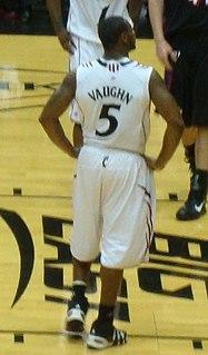 Deonta Vaughn American basketball player