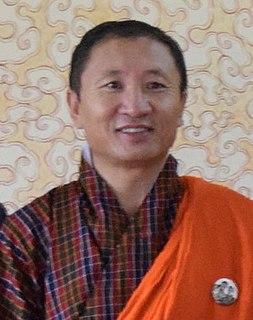 Tandi Dorji Bhutanese politician