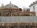 Derelict conservatory of Castlebridge House - geograph.org.uk - 1281414.jpg
