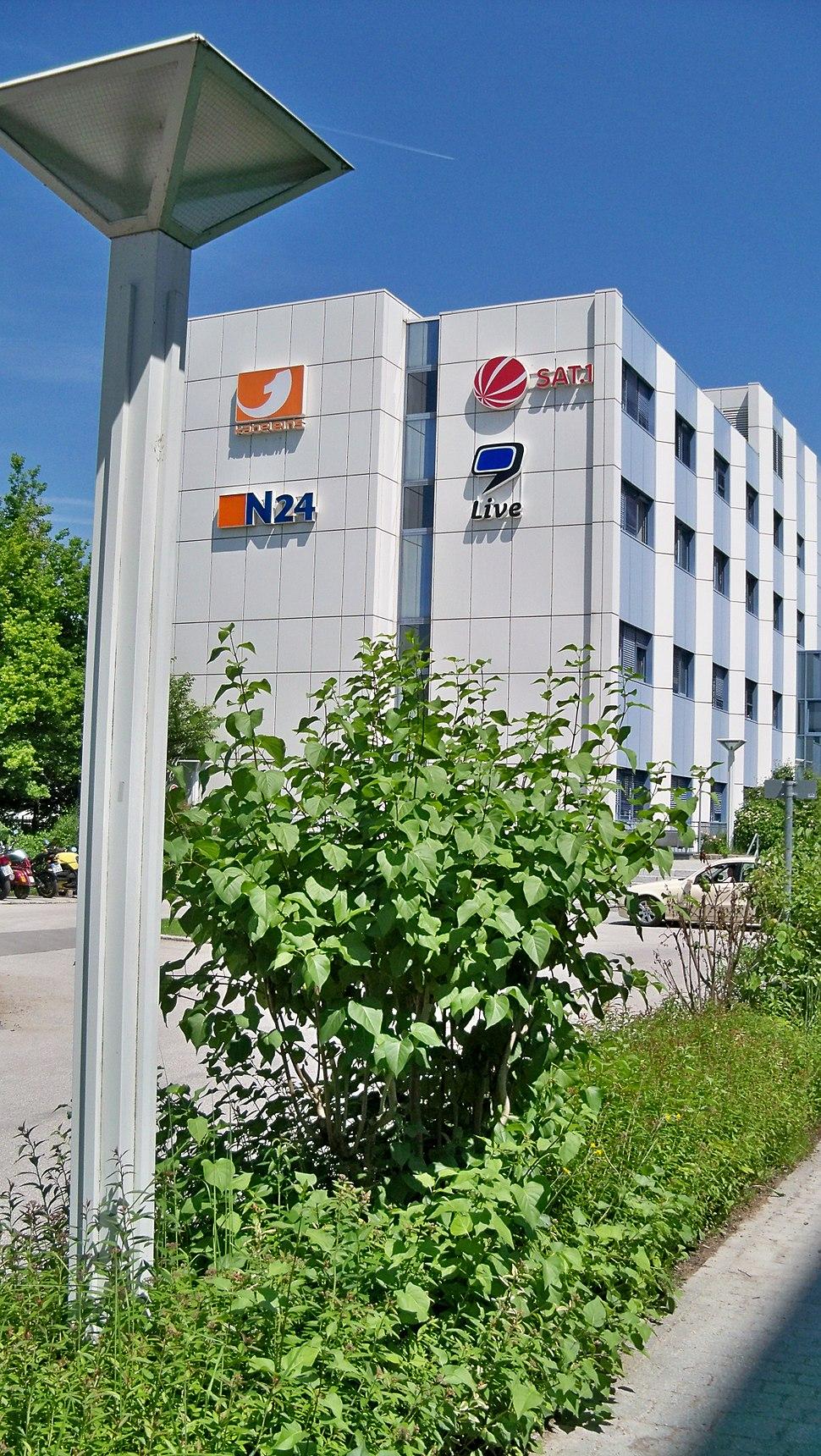 Detail ProSiebenSat.1 TV Deutschland Unterf%C3%B6hring DE 2010-06-09.jpg