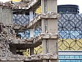 Detail of Demolished Building with Library Backdrop - Birmingham - England (28193323276).jpg