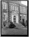 Detail of southwest facade. 1938. O'Neill. - Mount Pleasant, East Fairmount Park, Philadelphia, Philadelphia County, PA HABS PA,51-PHILA,15-5.tif