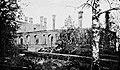 Devēne mõisa peahoone pärast 1905. aasta põlengut.jpg