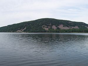 Devil's Lake (Wisconsin) - Image: Devils Lake