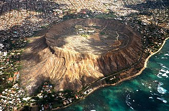 Fort Ruger - Image: Diamond Head Hawaii Nov 2001