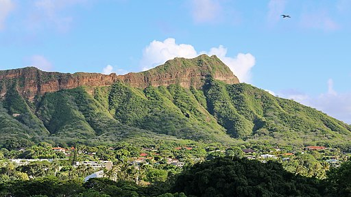 Diamond Head Volcanic Cone, Honolulu - panoramio (9)