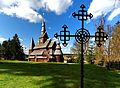 Die Gustaf-Adolf-Stabkirche in Hahnenklee wurde im Jahr 1908 eingeweiht. 08.jpg
