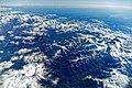 Die Pyrenäen aus 10 000 Meter Höhe fotografiert. 01.jpg
