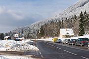 Die Steirische Seite des Semmeringpass unmittelbar vor der Passhöhe.jpg