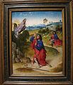 Dierick bouts (attr.), mosè e il roveto ardente, 1465-70 ca. 01.JPG