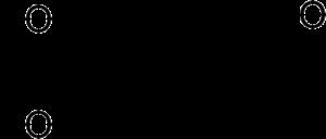 3,4-Dihydroxyphenylacetaldehyde - Image: Dihydroxyphenylaceta ldehyde