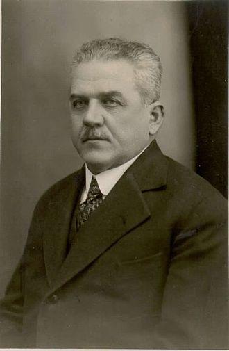 Drava Banovina - Image: Dinko Puc 1930s