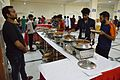 Dinner - Wiki Conference India - CGC - Mohali 2016-08-07 9105.JPG