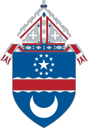 Roman Catholic Diocese of Arlington - Image: Diocese of Arlington