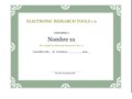 Diploma Electronic research tools.png
