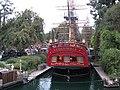 Disneyland-Columbia docked.jpg