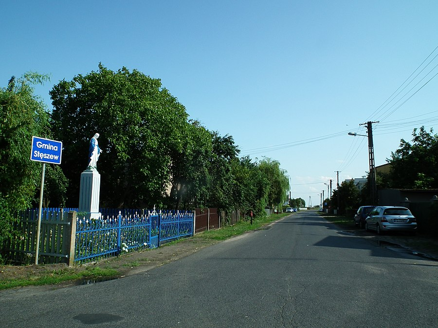 Dobra, Poznań County