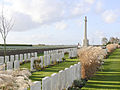 Dochy Farm New British Cemetery.JPG