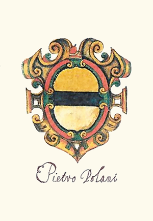 Pietro Polani - Pietro Polani's coat of arms