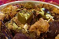Dolma (stuffed vegetables) enjoyed near Akre, in Duhok Governorate, the Kurdistan Region of Iraq DSC 3732.jpg